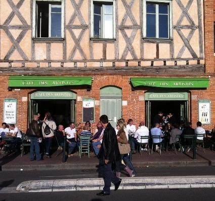 I Love Toulouse » Café des artistes | SandyPims | Scoop.it