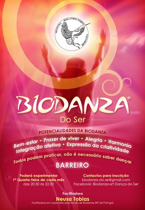 BIODANZA no Barreiro com Neusa Tobias Aula ABERTA | BIO DANZA | Scoop.it