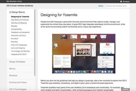 Apple, Google & Starbucks: Inside the Web Design Style Guides of 10 Famous Companies | Social Media, SEO, Mobile, Digital Marketing | Scoop.it