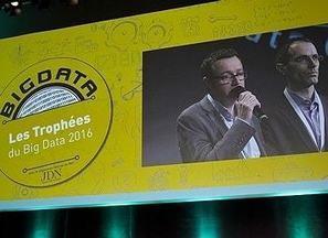 9 projets Big Data qui vont marquer 2016 | Actualités : systèmes d'information, ingénierie du logiciel, cloud, big data, robotique&systèmes autonomes... | Scoop.it