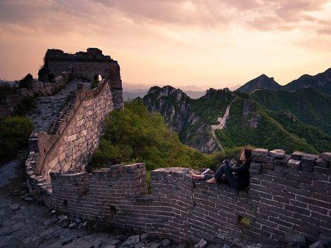 Grande Muraglia Cinese | Foto dal Mondo | Scoop.it