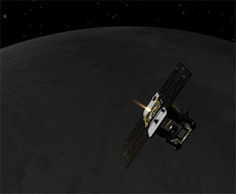 Twin NASA Probes Enter Moon Orbit : Discovery News | FutureChronicles | Scoop.it