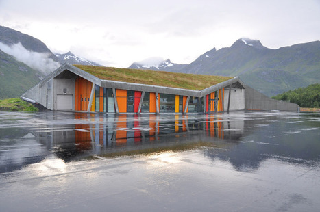 jarmund/vigsnaes arkitekter: gullesfjord weight control station | Idées d'Architecture | Scoop.it