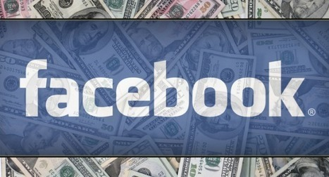 Avec une hausse de 40% de son CA, Facebook voit son avenir sur le mobile - FrenchWeb.fr | Veille, E-commerce, web : Sumotic | Scoop.it