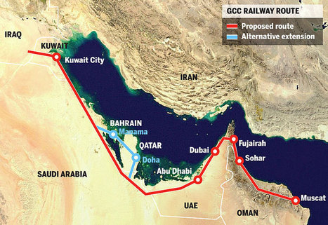 What is the GCC-wide rail project lacking? Apparently it's 'inspiration' - Al-Bawaba   TMS Force On Demand   Scoop.it