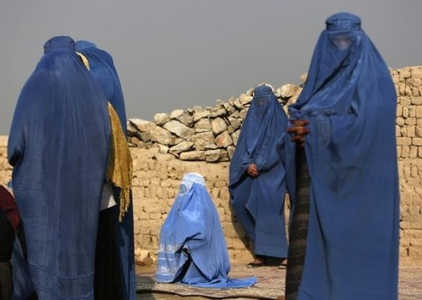 EU condemns Afghan law barring abused women from giving evidence | the intimate city | Scoop.it