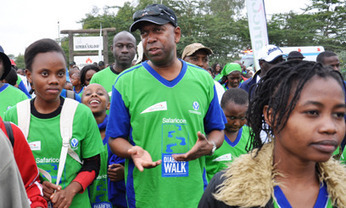 Capital News » Thousands participate in diabetes walk in Nairobi | diabetes and more | Scoop.it