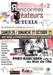 Expo Barcares Rencontres Créateurs Actuels les 26 & 27 oct 2013 | Bons plans, astuces, sorties, loisirs, associatif dans les Pyrénées Orientales et l'Aude | Scoop.it