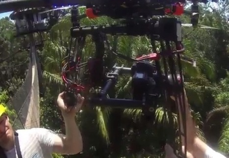 Rescue Mission: Retrieve $15K Camera Drone Helicopter in the Amazon | HDSLR | Scoop.it