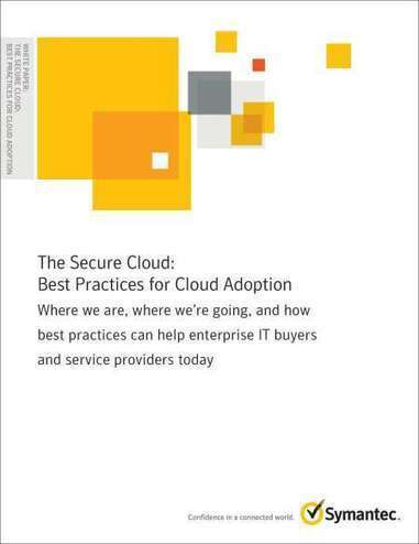 The Secure Cloud: Best Practices for Cloud Adoption | Small Business Resources | Scoop.it