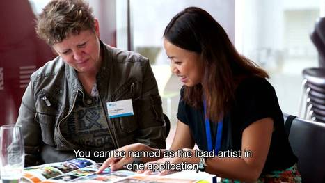 Apply to Unlimited commissions for disability-led arts | Funding News | Scoop.it