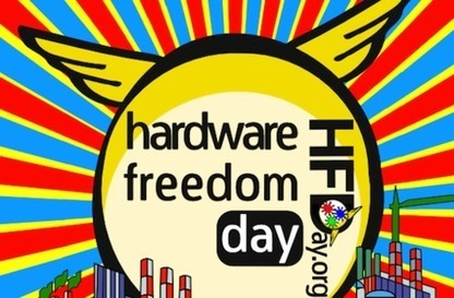 Shareable: Hardware Freedom Day: A Global Celebration of Open Source Hardware   Peer2Politics   Scoop.it