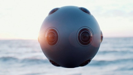 Nokia enters the virtual reality game with a 360-degree camera | Geeks | Scoop.it