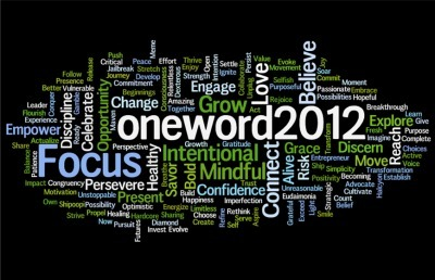 What's Your One Word? | Resources for Student Affairs Professionals | Scoop.it