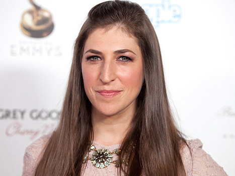 'Big Bang Theory's' Mayim Bialik to Lead Jewish Entrepreneurial Boot Camp | Judaism, Jewish Teens, and Today's World | Scoop.it