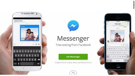 Facebook to make mobile users download Messenger | Digital Brand Marketing | Scoop.it