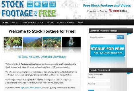 5 sitios para descargar vídeos gratis de alta calidad para uso en proyectos personales y comerciales | GeeksRoom | Uso inteligente de las herramientas TIC | Scoop.it