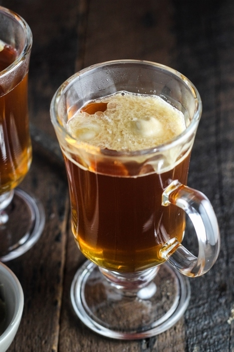 Holiday Cocktails: Burnt-Sugar Hot Buttered Rum | Katie at the ... | Rhum | Scoop.it