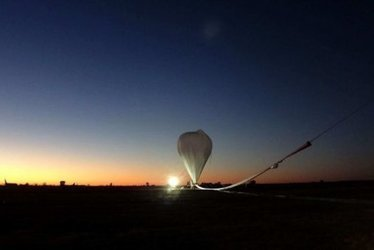 Huge research balloon launched in Alice Springs to observe neutron star Vela Pulsar | Astrophysics News | Scoop.it