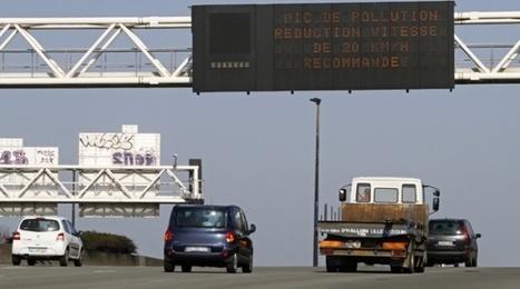 Chaleur: Lille bat un nouveau record, dans un nuage de pollution | Planete DDurable | Scoop.it