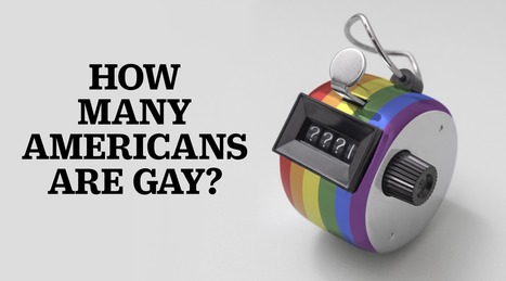 How Many Americans Are Gay? | LGBT Online Media, Marketing and Advertising | Scoop.it