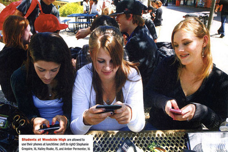 Is being online changing the way your brain works?   7th Grade Debate Articles   Scoop.it