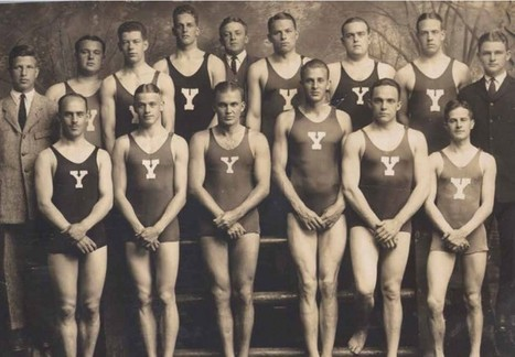 World War II of Sacrifice and Honor Slows the Advance of Swimming - Swimming World Magazine | Swimmingly Yours | Scoop.it