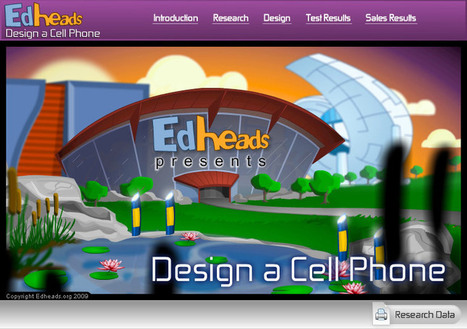 Getting  ahead using STEM  game-based learning:  Edheads | Play Serious Games | Scoop.it