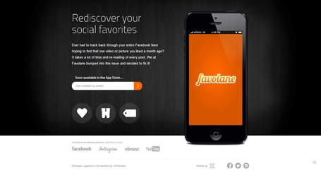 Favolane - Rediscover your social favorites | formation 2.0 | Scoop.it