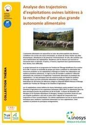 Analyse des trajectoires d'exploitations ovines laitières à la recherche d'une plus grande autonomie alimentaire - Idele | Graines de doc | Scoop.it