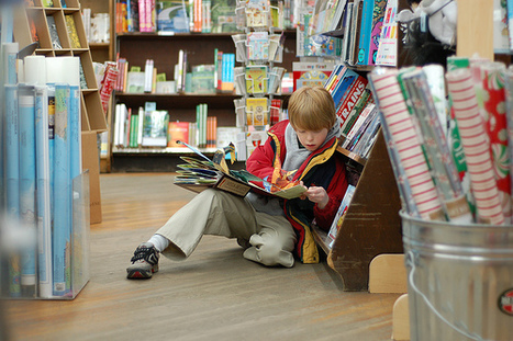 What Really Gets Kids Reading? | Edudemic | Librarians are lifelong learners | Scoop.it