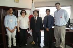Salvadoreños obtienen becas de Japón | El Salvador | Scoop.it