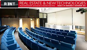 Le salon des nouvelles technologies pour l'immobilier au Palais Brongniart ! | API | Scoop.it
