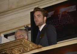 Pattinson's a real ringer, all around NYC - New York Daily News | The Twilight Saga | Scoop.it