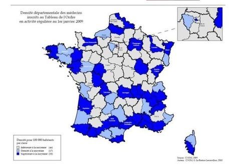 Désert médicaux : les premiers bénéficiaires du dispositif Touraine ... - Gazette des communes | Maisons et Pôles de Santé (MSP et PSLA) | Scoop.it