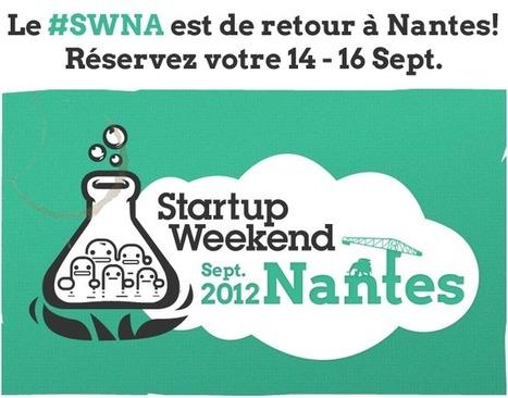 iAdvize sponsor du Startup Weekend Nantes Sept.2012 | e-CRM actors | Scoop.it