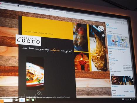 Chau Explorer, proba Project Spartan, el nuevo navegador de Windows 10. | Profesión Palabra: oratoria, guión, producción... | Scoop.it