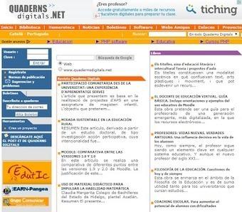 Educació i les TIC: 7 espais web educatius que no t'hauries de perdre   TIC a l'escola   Scoop.it