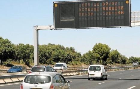 A9 : la vitesse à 90 km/h serait définitive au sud de Montpellier   Prévention et Signalisation Routière   Scoop.it