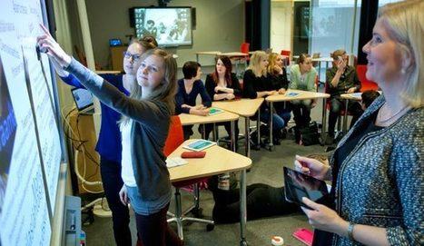 Opettaja-lehti - Juttusivu   Undervisning og læring med tablet   Scoop.it