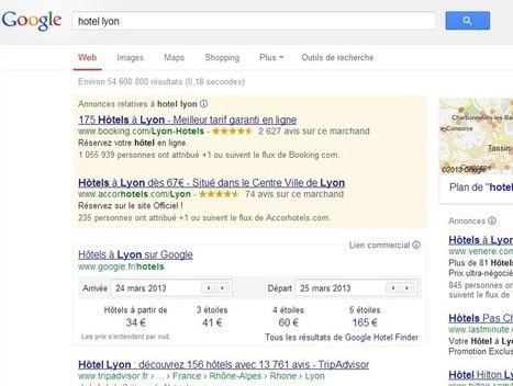 E-Tourisme : pourquoi Google Hotel Finder va t'il changer votre rapport avec les OTA, booking.com et les autres ?   office de tourisme de Sanary-sur-Mer   Scoop.it