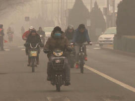 Video: New guidelines tell Chinese residents to stay home on bad pollution days | AP HUMAN GEOGRAPHY DIGITAL  STUDY: MIKE BUSARELLO | Scoop.it