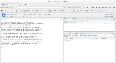 OSJourno RStudio Docker Image Released | 123 | Scoop.it