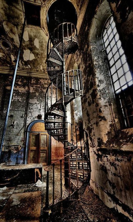 Pin by HomeGrown Decatur on Urban Decay Photography | Pinterest | Urban Exploration | Scoop.it
