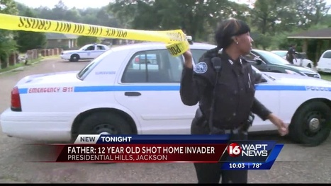 12-year- old shoots home invaders. How to prevent this from happening to your family. | Home Invasion Prevention Tips | Jordan Frankel | Scoop.it