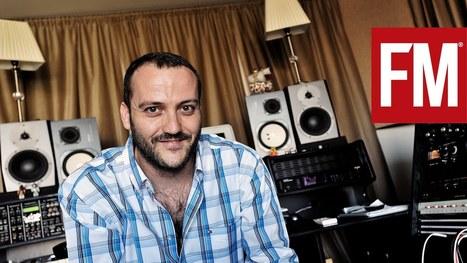 ▶ Fred Falke In The Studio With Future Music - YouTube | GEARS, TECH & METHOD | Scoop.it