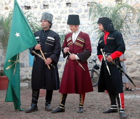 Circassiens de Syrie, guerre civile et JO de Sotchi... - Moyen-Orient | Intervalles | Scoop.it