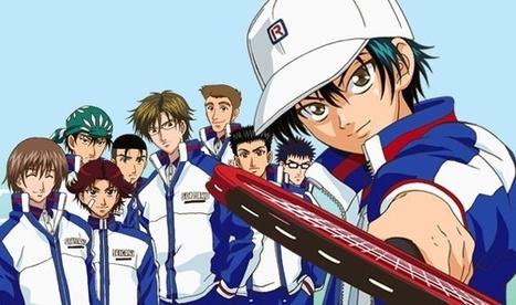 Nueva película de anime para The Prince of Tennis | Noticias Anime [es] | Scoop.it