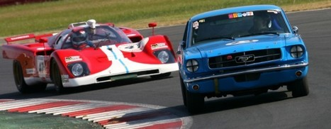 Ex-F1 and Touring Car Drivers to light up Silverstone Classic | The Checkered Flag | Historic cars and motorsports | Scoop.it