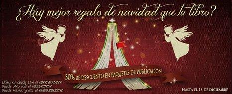 50% de descuento de paquetes de publicación en Editorial Palibrio   Literatura hispanoamericana con Palibrio   Scoop.it